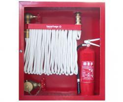 Gabinetes para manguera y extintor de incendios