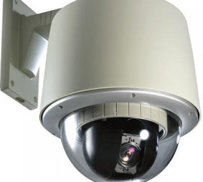 Cámara tipo Domo Monitorizado (PTZ)