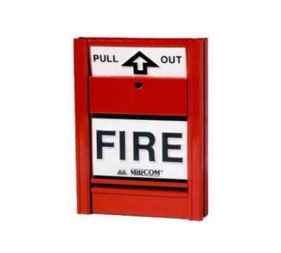 Estación Manual de incendios