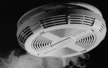 Detector de humo 3% de densidad